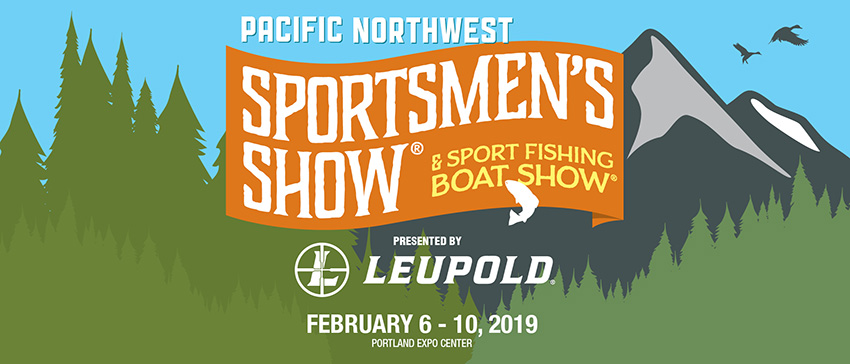 PNW Sportsmen's Show 2019